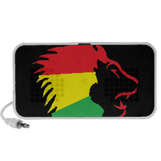 The Lion iPod Speakers