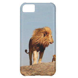 The Lion King ( Adult Lion and Cub) iPhone 5C Case