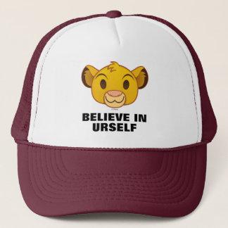 The Lion King | Simba Emoji Trucker Hat