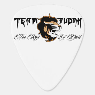The Lion Of Judah Guitar Pick