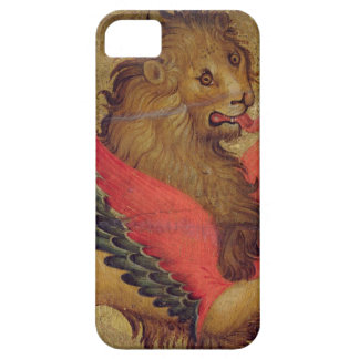 The Lion of St. Mark (oil on panel) iPhone 5 Case