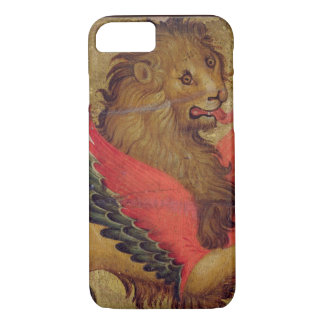 The Lion of St. Mark (oil on panel) iPhone 8/7 Case