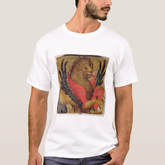The Lion of St. Mark (oil on panel) T-Shirt