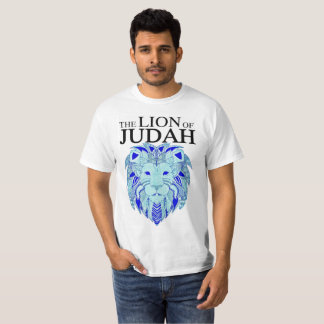 The Lion Of The Tribe Of Judah T-Shirt