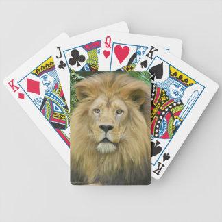 The Lion Poker Deck
