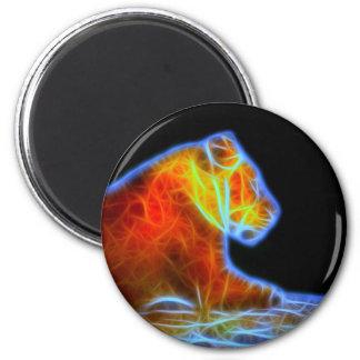 The Lioness Fridge Magnets