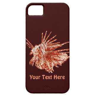 The Lionfish iPhone 5 Cases
