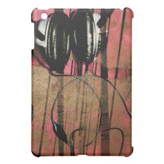 The Listening Fog red iPad Mini Case