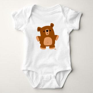 The little bear baby bodysuit