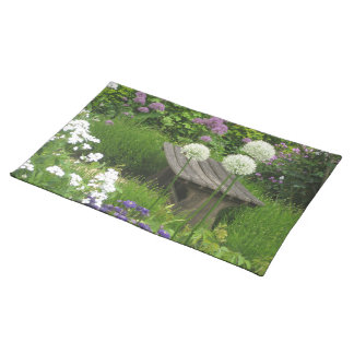 The Little Bench - Decorative 100% Cotton Placemat