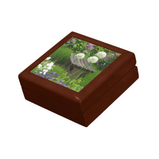 The Little Bench - Small Photo Tile Gift Box