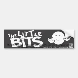 The Little Bits rock band bumper sticker