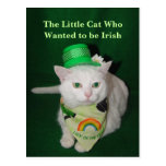 The Little Cat Who Wanted to be Irish