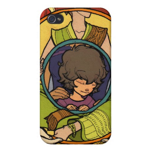 The Little Dreamer Official Logo iPhone 4 Case