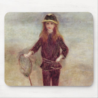 The Little Fisherwoman  1879 Mouse Pad