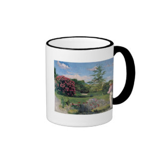 The Little Gardener, Frederick Bazille Coffee Mug