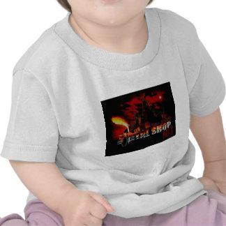 The Little Headbanger \m/ T Shirts