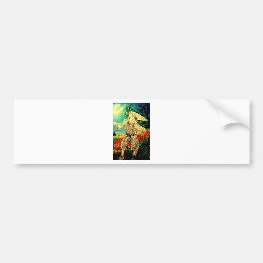 The Little lost elf Bumper Sticker