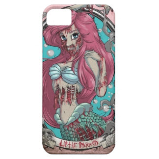 the little meirmaid zombie barely there iPhone 5 case