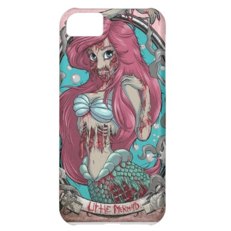 the little meirmaid zombie iPhone 5C case