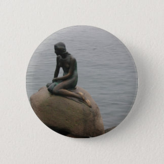 The Little Mermaid 6 Cm Round Badge