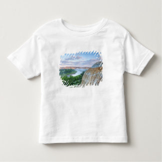 The Little Missouri River at the Little Toddler T-Shirt