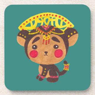 The Little Monkey King Coaster