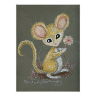 The Little Mouse Poster
