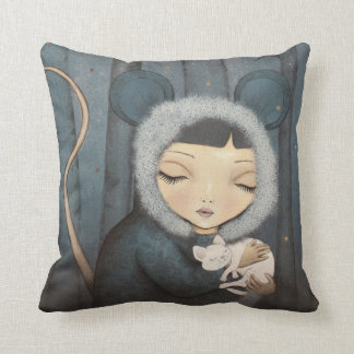 The Little Mouse Princess Cushion