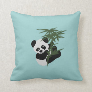 The Little Panda Cushion