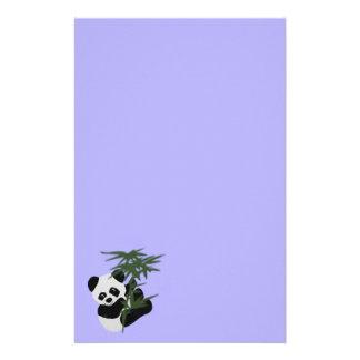 The Little Panda Stationery