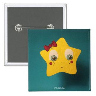The Little Star Button