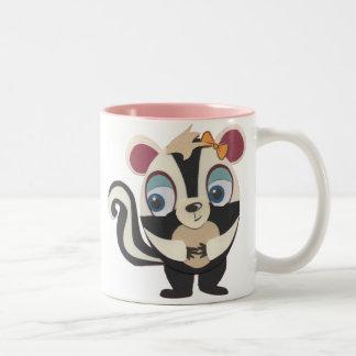 The Little Star Character Skunk Mug