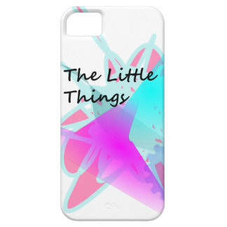 The Little Things iPhone 5 Cover