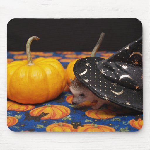 The Littlest Hedge Witch Mouse Pad