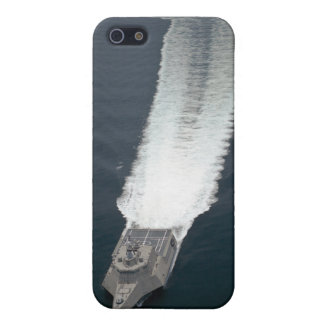 The littoral combat ship Independence 2 iPhone 5 Case