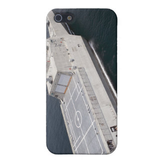 The littoral combat ship Independence 3 iPhone 5 Covers