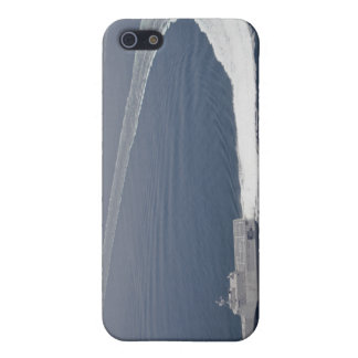 The littoral combat ship Independence 4 iPhone 5/5S Covers