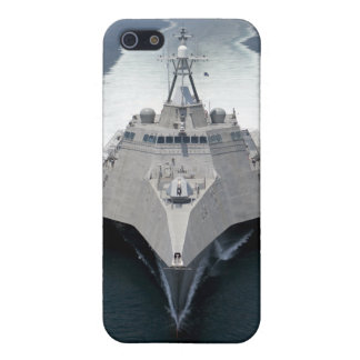 The littoral combat ship Independence iPhone 5 Cases