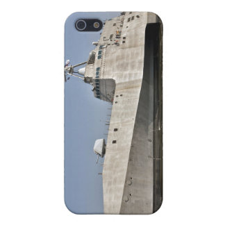 The littoral combat ship Independence underway iPhone 5/5S Covers