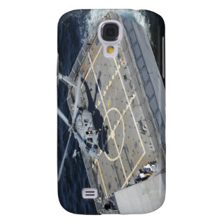 The littoral combat ship USS Freedom Galaxy S4 Case
