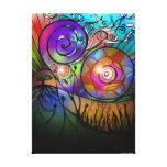 The Living Earth (Wrapped Canvas) Stretched Canvas Prints