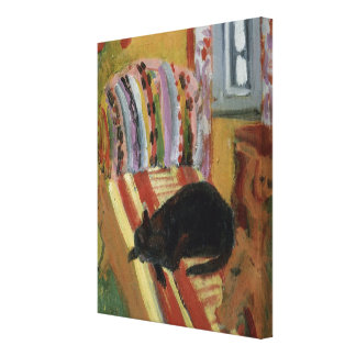 The Living Room, 1920 Stretched Canvas Prints