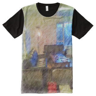 The Living Room All-Over Print T-Shirt