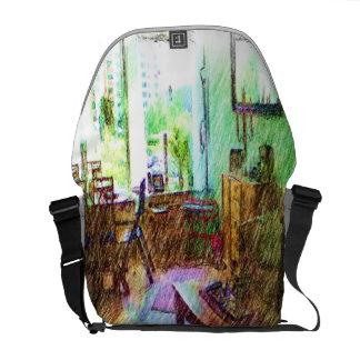 The Living room Commuter Bag