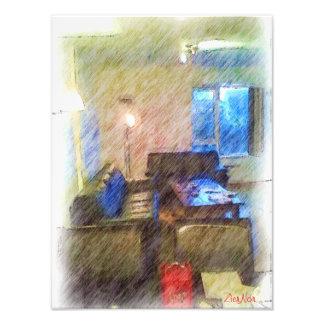 The Living Room Art Photo
