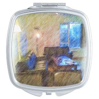 The Living Room Vanity Mirror