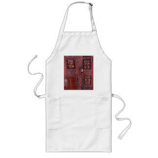 THE LODGING HOUSE LONG APRON