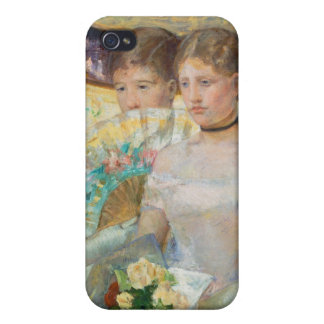 The Loge, 1882 (oil on canvas) iPhone 4/4S Cover