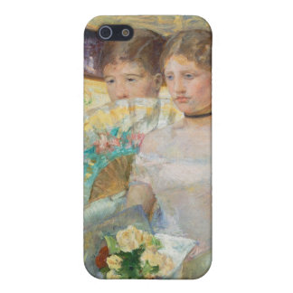 The Loge, 1882 (oil on canvas) iPhone 5 Cover